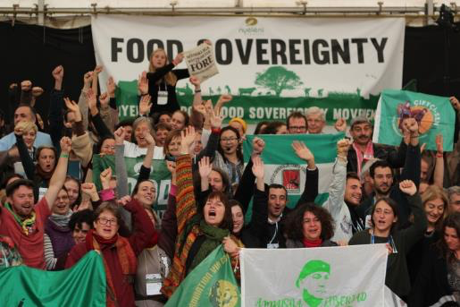 Food Sovereignty matters  in both Europe and Central Asia!