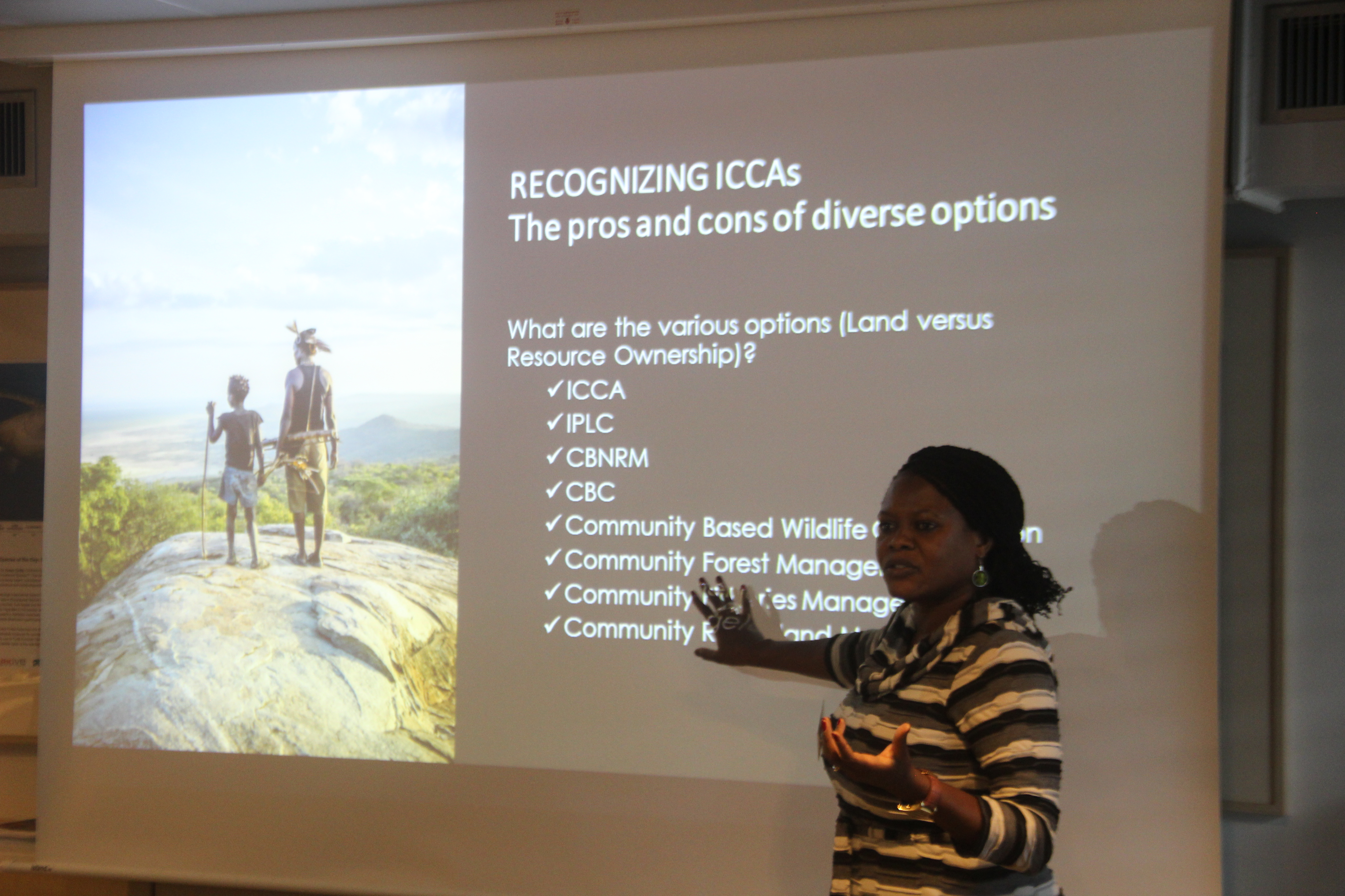 ICCAs in Africa –