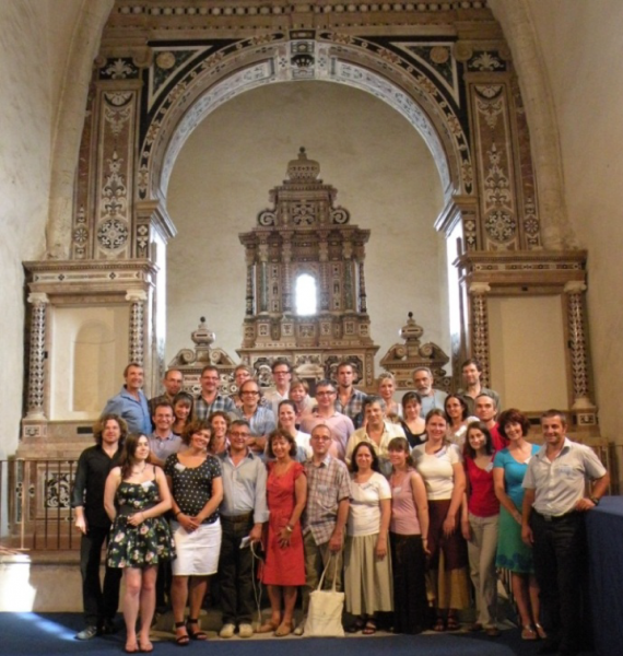 Understanding community conservation in Europe', a 5-day workshop in Gerace, Italy