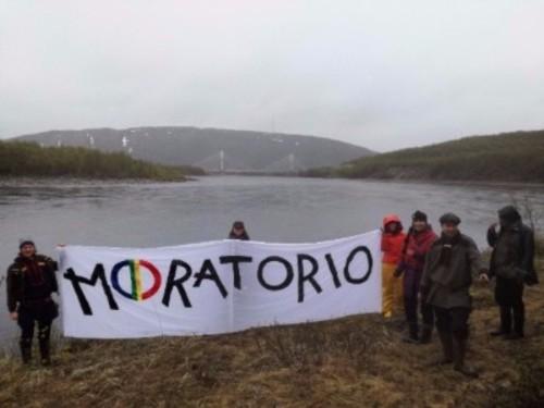 Moratorium in Čearretsuolu