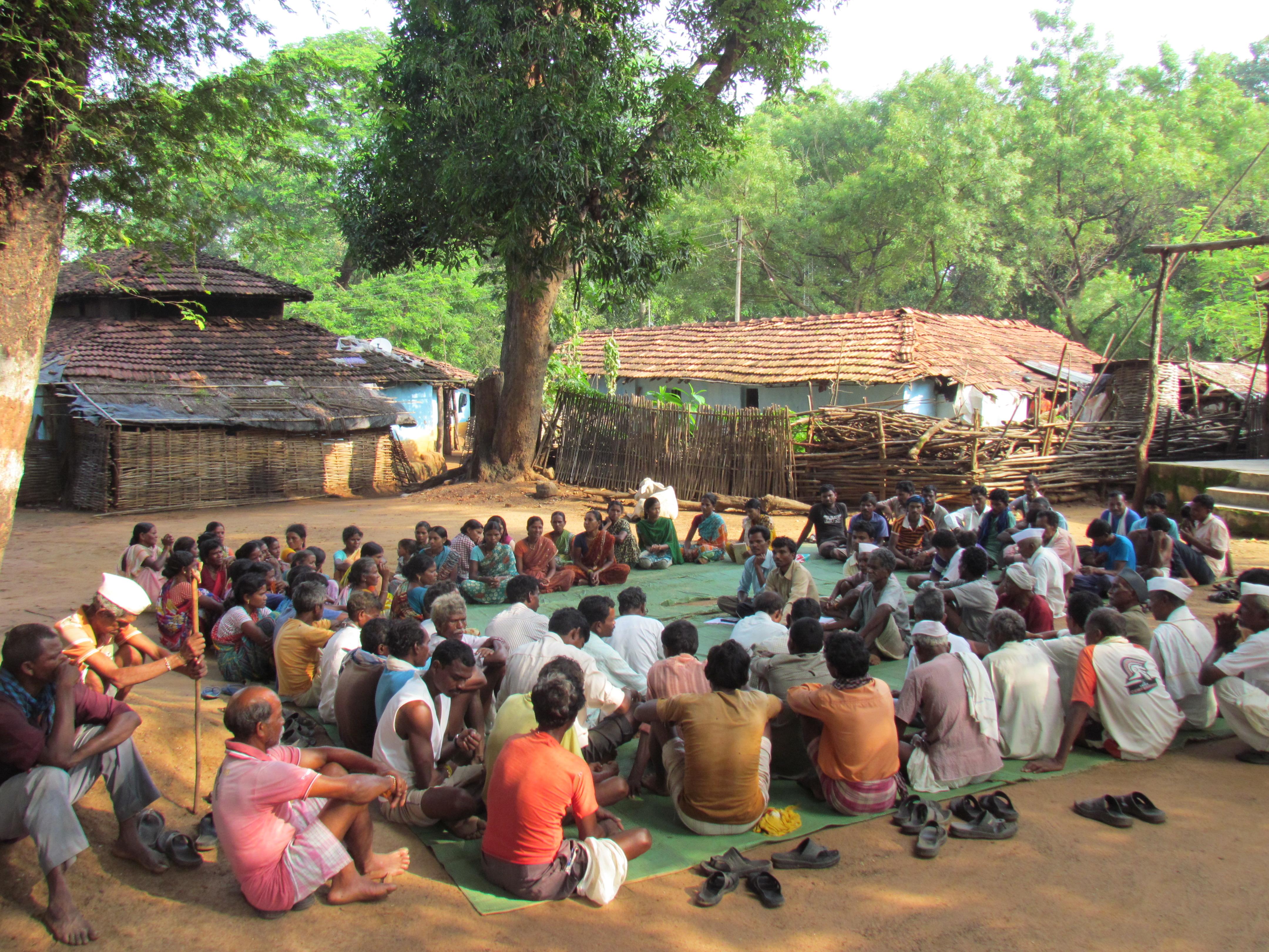The forest of Mendha-Lekha – ICCA in Maharashtra, India