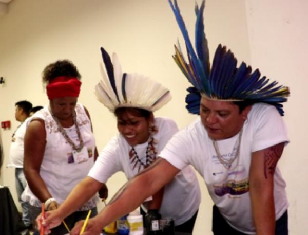 "Comunidades Tradicionales e Indígenas Dialogan: ""TICCA Brasil"""