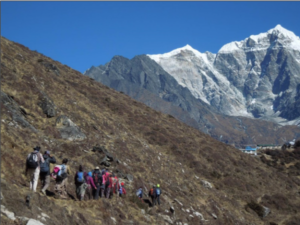 Sherpa Program Supports ICCAs  in the Mt. Everest Region of Nepal