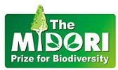 Nominations open for MIDORI Prize for Biodiversity 2018