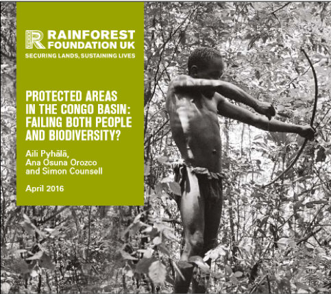 Protected Areas in the Congo Basin: Failing People and Biodiversity?