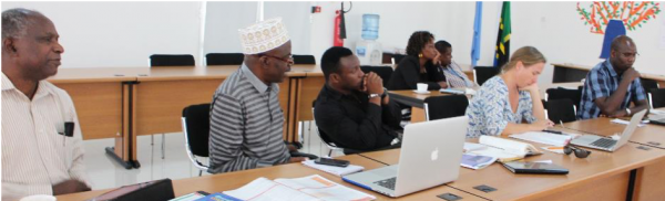Two workshops in Tanzania: one on enhancing governance of the national system of protected and conserved areas, and one on understanding and strengthening ICCAs