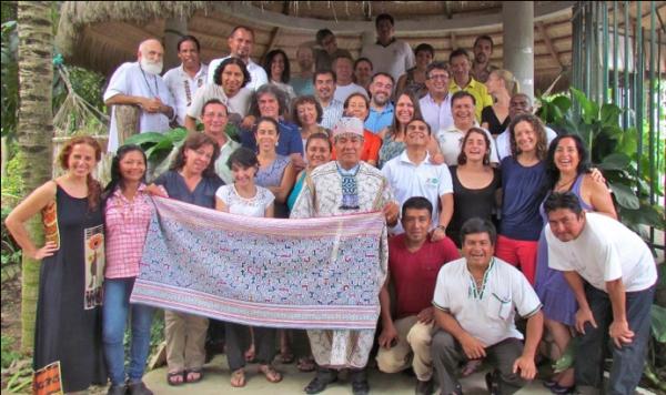 El primer capítulo de la Iniciativa Global de Apoyo a los TICCA (GSI) en América del Sur