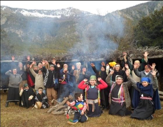 La Comunidad Mapuche Kinxikeu reveindica la gobernanza del Parque Nacional Nahuel Huapi