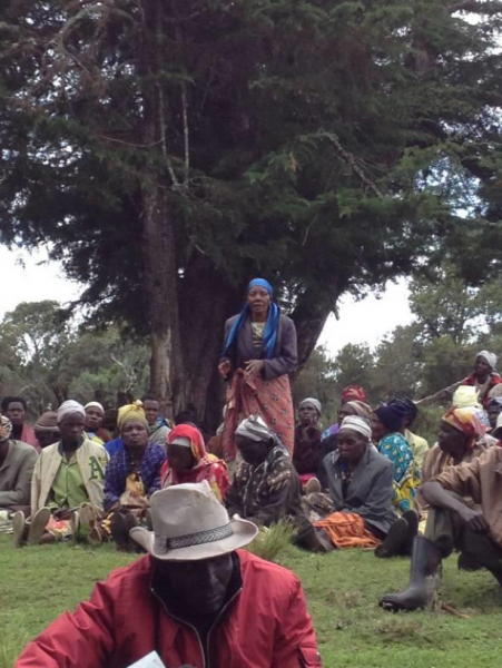 Rights-based forest conservation: Ogiek of Chepkitale, Mt Elgon, show the way