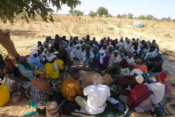 Un projet pour les Houroums du Niger