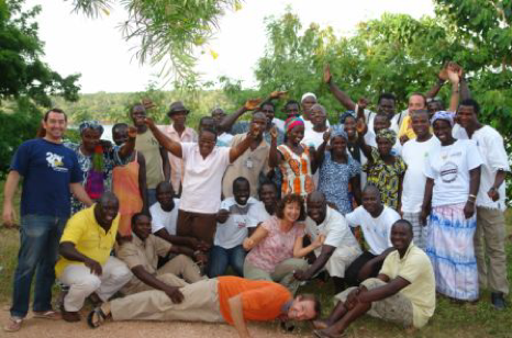 Field mission: The ICCAs of traditional fishermen in estuarine West Africa