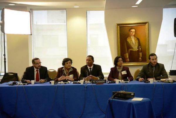 CIDH concede audiencia sobre situación de pueblos indígenas y afrodescendientes de Nicaragua