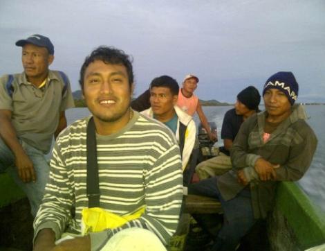 Working with Kuna Yala communities, Panama