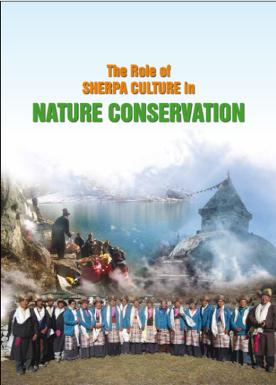 The role of Sherpa culture in nature conservation