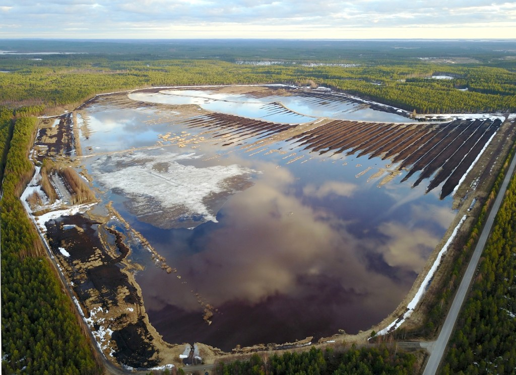 Second ICCA site established in Finland: Linnunsuo