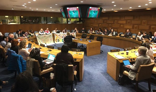 The ICCA Consortium at the 17th session of the UN Permanent Forum on Indigenous Issues