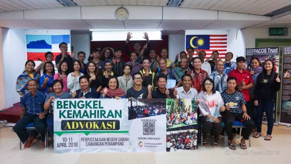 Indigenous Peoples Present their Community Protocols to the Chief Judge of Sabah and Sarawak