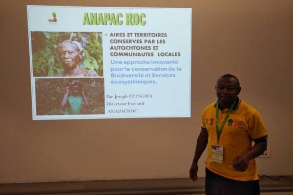 Les APAC, un modèle innovant dans la conservation de la biodiversité et les services éco-systémiques en République Démocratique du Congo