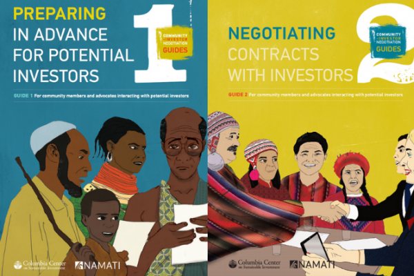 Community Investor Negotiation Guides
