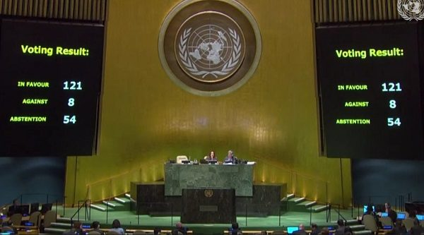 UN adopts International Declaration on the Rights of Peasants