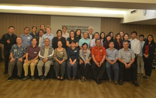 National Workshop on ICCAs Held in Malaysia