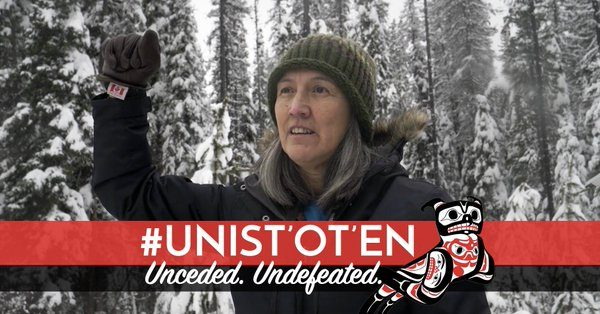 The ICCA Consortium stands with the Wet'suwet'en