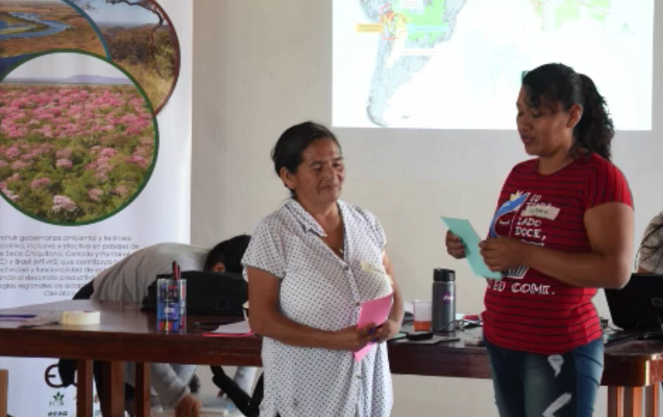 Exchange of Experiences and Strengthening Capacities of Indigenous Women Leaders of Bolivia