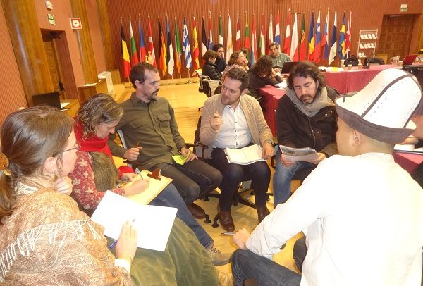 Discussing ICCAs – Territories of Life in Europe, on the occasion of the first Europe Regional Assembly