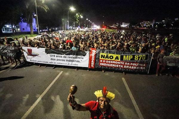 Declaración en Defensa de los Pueblos Indígenas de la Amazonía