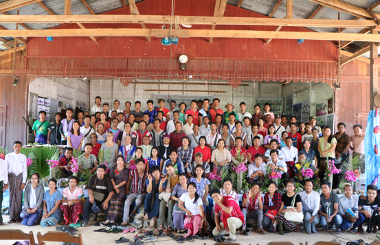 Regional Forum on Forests and People, in Myanmar