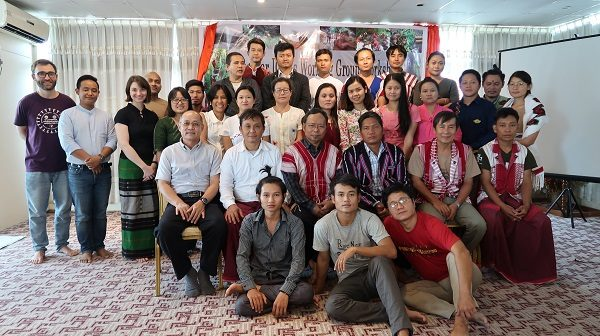 Myanmar ICCA Working Group Grows Stronger and Plans Further Actions