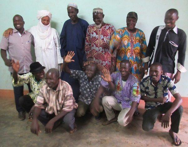 Formation de l'Association Nationale des APAC du Burkina Faso à la Gouvernance Associative