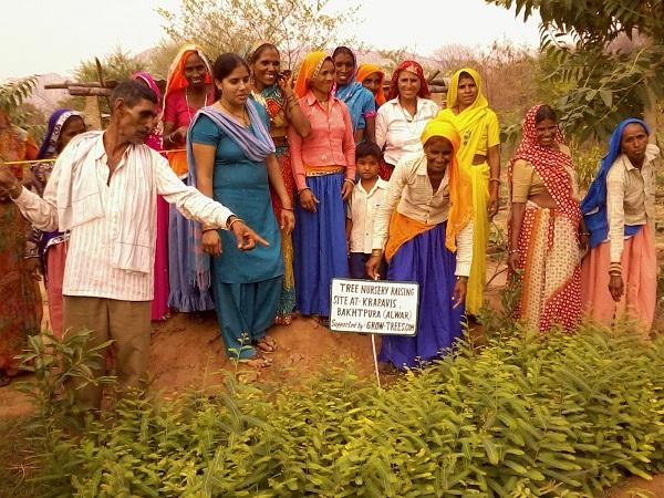 En Preparación de la Decimoquinta Asamblea General – Rajastán, India