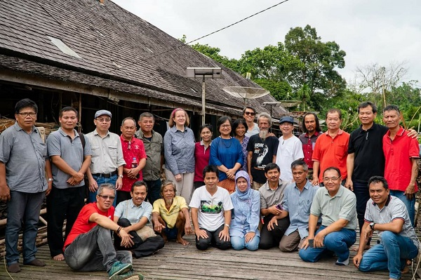 Indigenous Peoples and Local Communities from the Heart of Borneo Gather in Kalimantan to Strengthen Indigenous Peoples' Rights