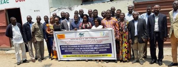 En République du Congo, les Peuples Autochtones et des Communautés Locales s'organisent pour la Reconnaissance des APAC