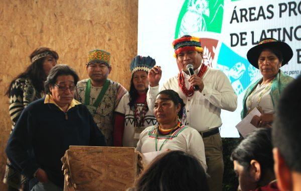 Territorios de Vida, Actores Clave en la Gobernanza de Áreas Protegidas y en la Conservación