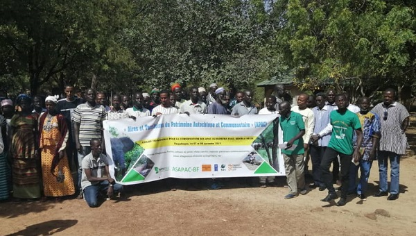 Sacred Forests and Crocodile Ponds: Key Insights from Binational Gathering on ICCAs in Benin and Burkina Faso