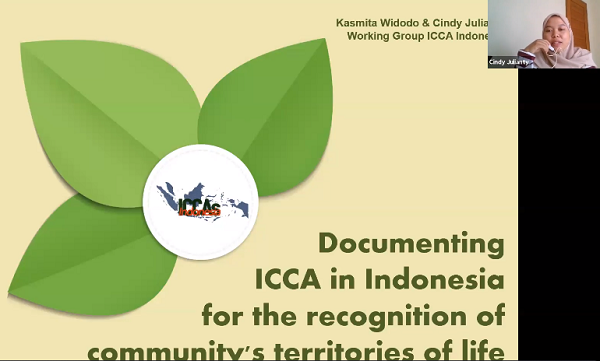 Enhancing the Sharing of Knowledge and Experiences on ICCA in South East Asia through Webinars