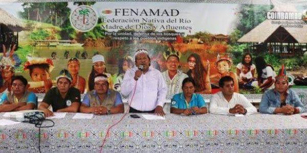 Fenamad Celebra 38 años de Lucha por las Reivindicaciones Indígenas