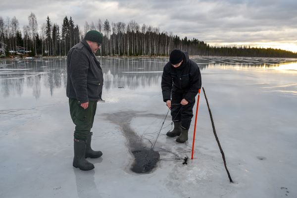 Fishing for the Future: Climate and Young Fisherman in Finland