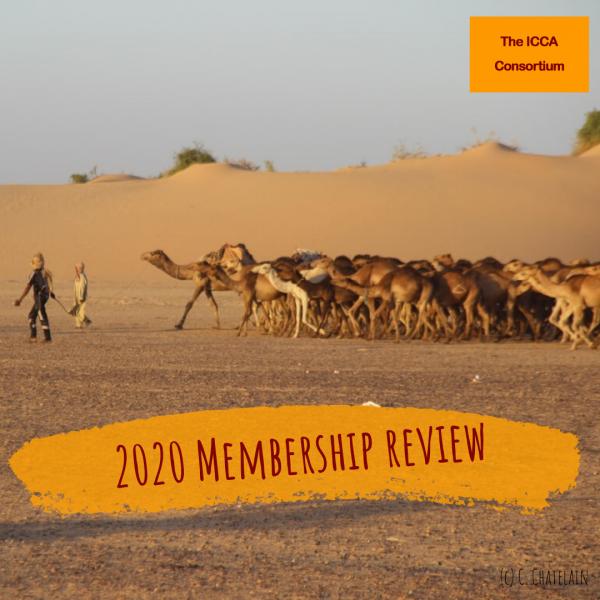 Anunciando la Revisión 2020 De La Membresía Del Consorcio TICCA