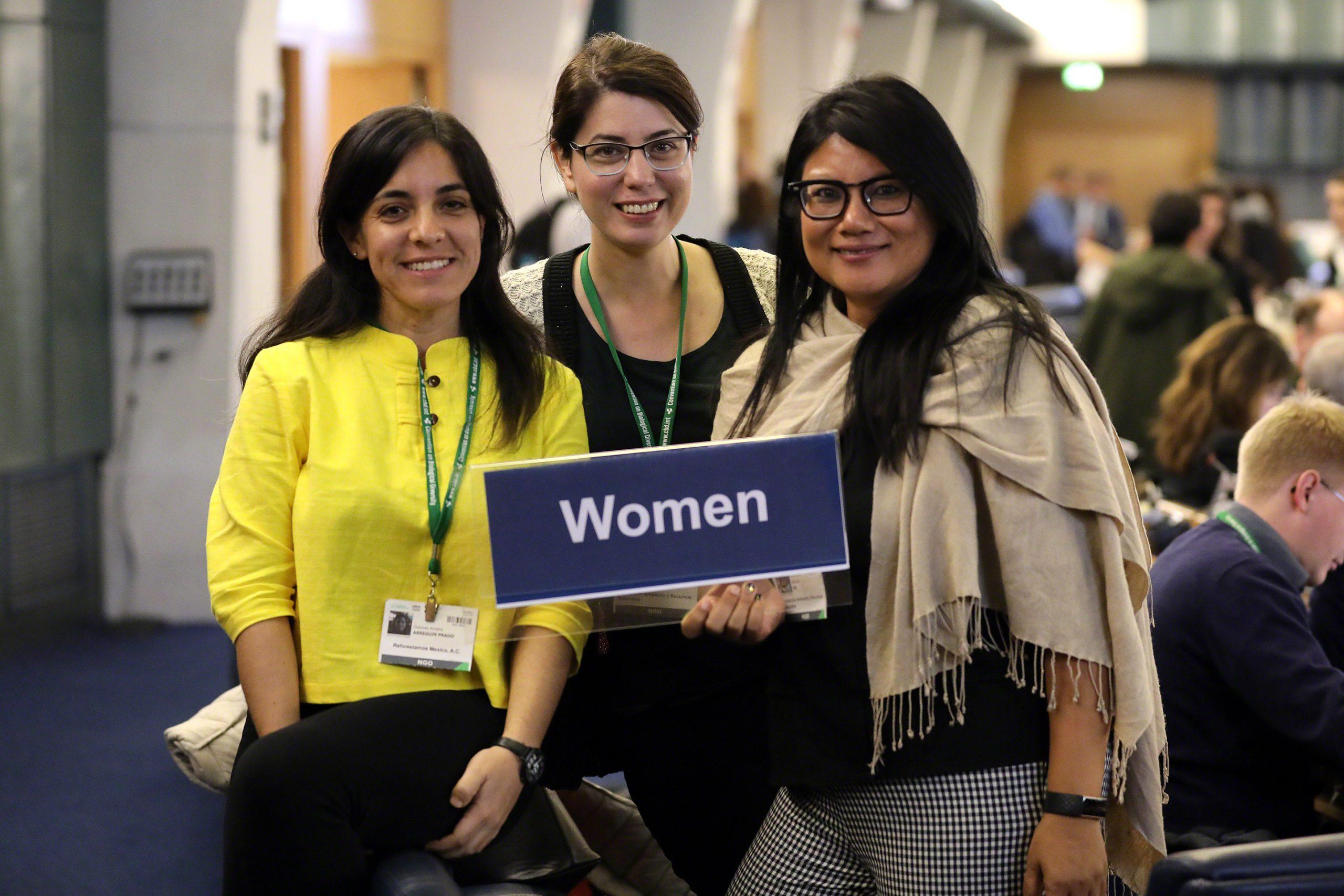 6 – Women_s Caucus delegates – ENB 28 Feb