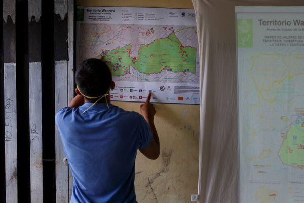 Respuestas Comunitarias De Los Territorios De Vida Ecuador a La Emergencia