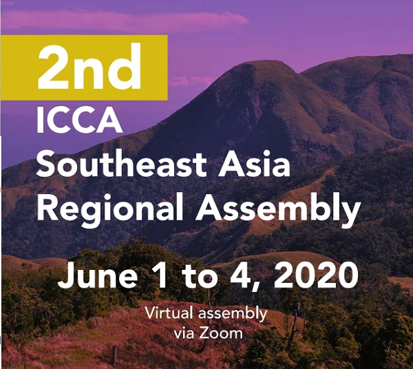 Second South East Asia Regional Assembly from 1-4 June