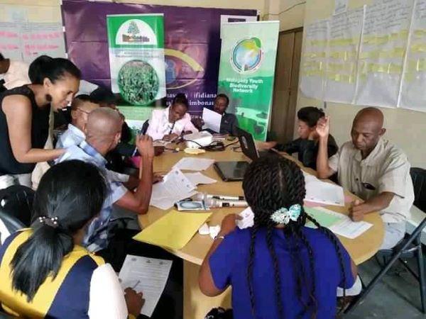 Les Communautés Locales et les Jeunes S'expriment sur le Nouveau Cadre Mondial de la Biodiversité pour l'après-2020, Vers une Vision Commune de la Biodiversité à Madagascar