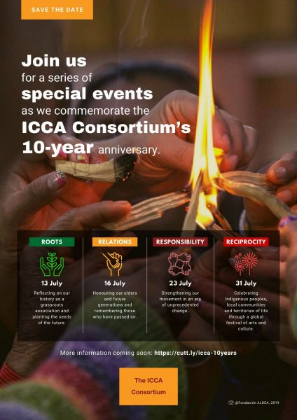 Celebrating the ICCA Consortium's 10-year Anniversary