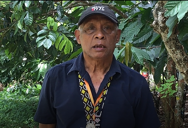 How is the Indigenous Obu Manuvu Community Facing the COVID-19 Crisis in the Philippines?