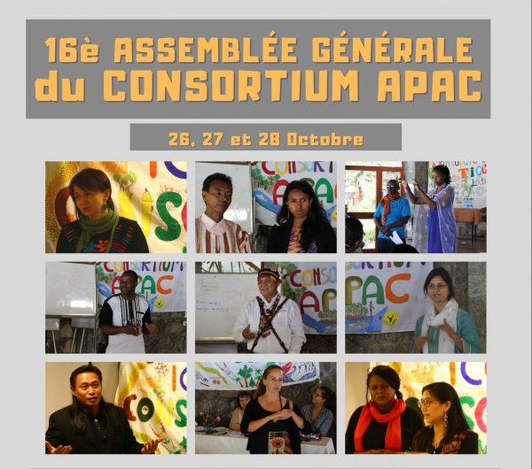 La 16e Assemblée Générale s'est tenue en ligne