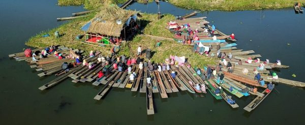 Wetlands and fishing communities of India in the spotlight