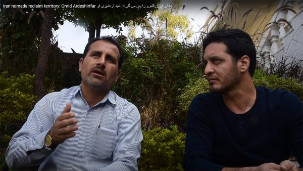 Conversations with Omid Ardeshirifar on Bakhtiari peoples' struggles in Iran (Video)